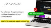 Template Pack for Slider 172x97 - دانلود تمپلیت روولوشن اسلایدر slider revolution templates