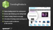 ماژول اپن کارت نمایش روند خرید محصولات