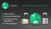 ماژول اپن کارت پشتیبان گیری AnyPort