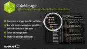 ماژول اپن کارت مدیرت کدهای سایت