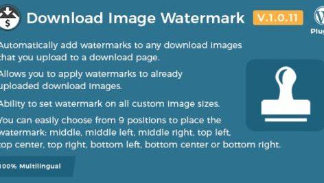 افزونه واترمارک برای Easy Digital Downloads