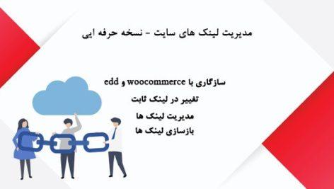 افزونه وردپرس مدیریت لینک ها نسخه حرفه ایی